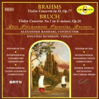 E. Bushkov - Violinkonzerte