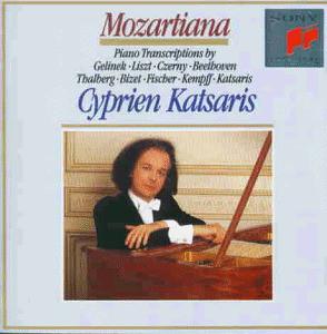 Cyprien Katsaris - Mozartiana