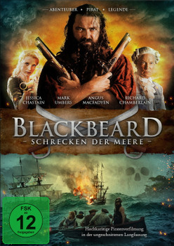 Blackbeard - Schrecken der Meere