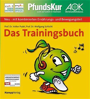 PfundsKur, Lust auf Leben in Sachsen, Das Trainingsbuch - Volker Pudel