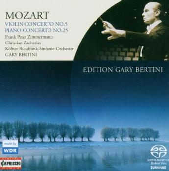 Zimmermann - Violinkonzert 5 KV 219/Klav