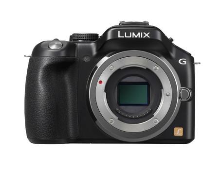Panasonic Lumix DMC-G5 body zwart