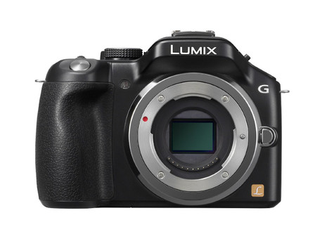 Panasonic Lumix DMC-G5 noir
