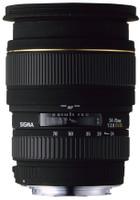 Sigma 24-70 mm F2.8 ASPH. DG EX Macro 82 mm Objetivo (Montura Canon EF) negro