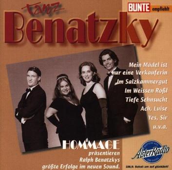 Hommage - Tanz Benatzky