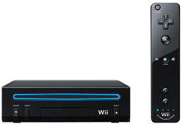 Nintendo Wii Plus zwart [Controller zonder game]