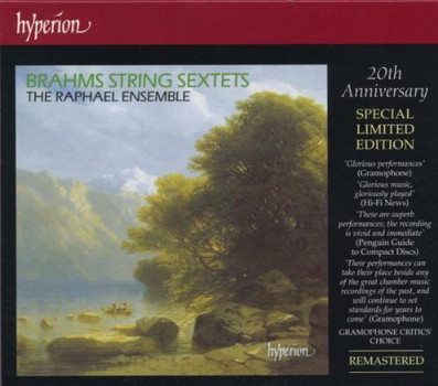 Raphael Ensemble - String Sextet 1 und 2