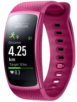 Samsung Gear Fit2 (taille S) rose