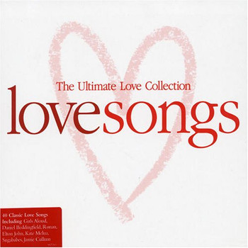 Various Artists - Love Songs the Ultimate Love C