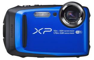 Fujifilm XP90 blauw