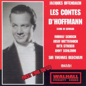 Rudolf Schock - Les Contes d'Hoffmann