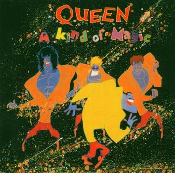 Queen - A Kind of Magic Ltd.