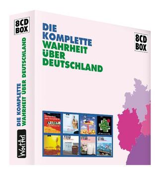 Die komplette Wahrheit über Deutschland (8 CDs) - Diverse