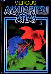 Aquarienatlas - Englische Ausgabe: Aquarienatlas, Kst, Bd.5 - Hans A. Baensch