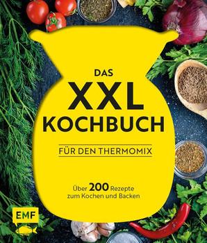 Das XXL-Kochbuch für den Thermomix. Über 200 Rezepte zum Kochen und Backen - Heike Niemoeller  [Gebundene Ausgabe]