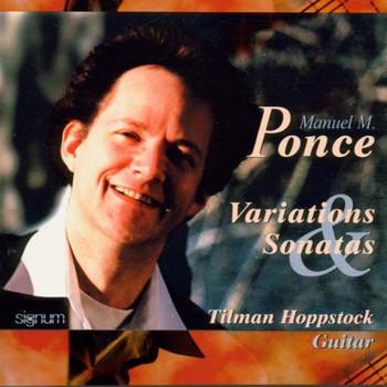 Tilman Hoppstock - Variationen und Sonaten für Gitarre