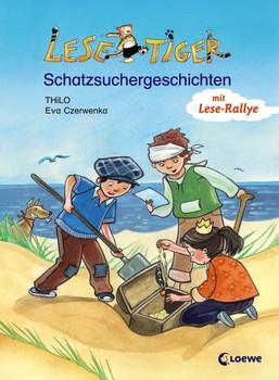 Lesetiger-Schatzsuchergeschichten - Thilo