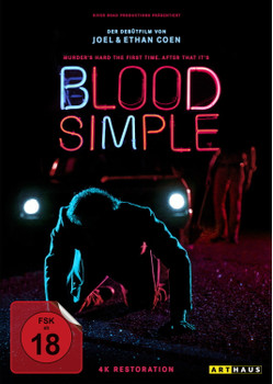Blood Simple [Director's Cut, 4K Restoration]