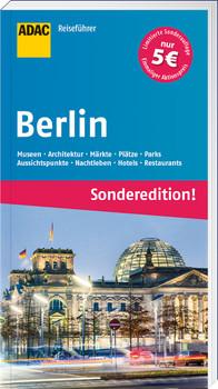 ADAC Reiseführer Berlin (Sonderedition): Potsdam mit Sanssouci - Krause, Ulrike