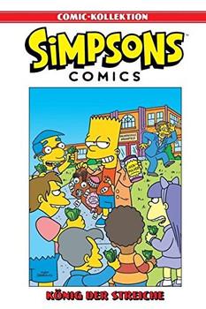 Simpsons Comic-Kollektion. Bd. 7 - Matt Groening  [Gebundene Ausgabe]