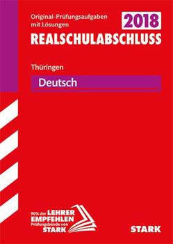 Original-Prüfungen Realschulabschluss - Deutsch - Thüringen [Taschenbuch]