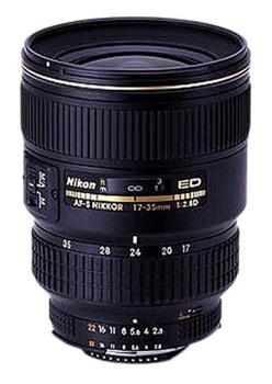 Nikon AF-S NIKKOR 17-35 mm F2.8 D ED IF 77 mm filter (geschikt voor Nikon F) zwart