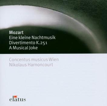 Nikolaus Harnoncourt - Eine Kleine Nachtmusik/Divert.