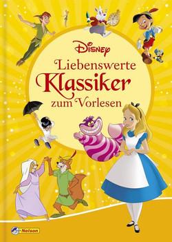 Disney Klassiker: Liebenswerte Klassiker zum Vorlesen [Gebundene Ausgabe]