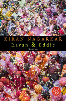 Ravan & Eddie. Roman - Kiran Nagarkar  [Taschenbuch]