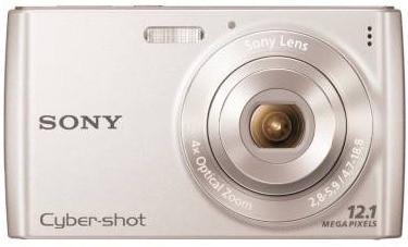 Sony DSC-W510 zilver