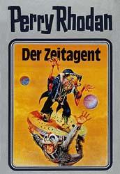 Perry Rhodan - Band 29: Der Zeitagent [Silbereinband]