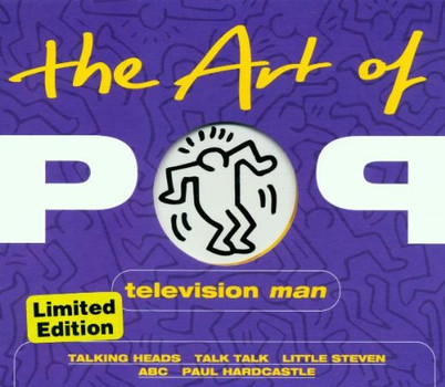 Various - The Art of Pop/Television Man