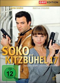 SOKO Kitzbühel 17 [3 DVDs]