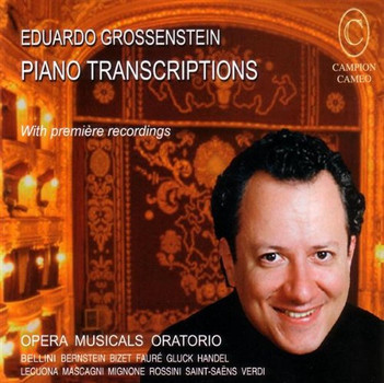 Eduardo Grossenstein - Piano Transcriptions