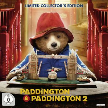 Paddington & Paddington 2 [Limited Collector's Edition, 2 DVDs]
