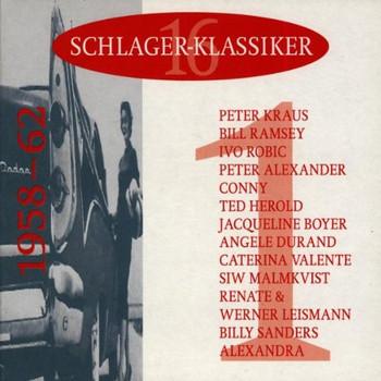 Various - 16 Schlager-Klassiker Vol.1
