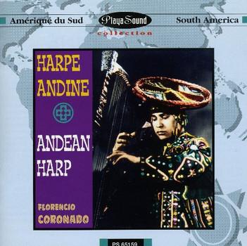 Florencio Coronado - Andean Harp