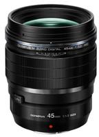 Olympus M.Zuiko Digital Pro 45 mm F1.2 ED 62 mm filter (geschikt voor Micro Four Thirds) zwart