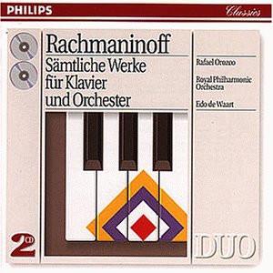 Orozco - Duo - Rachmaninoff