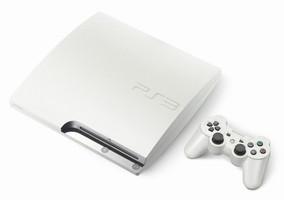 Sony PlayStation 3 slim 320GB blanco