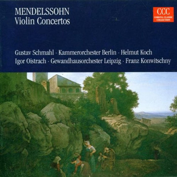 Oistrach - Violinkonzerte Op. 64 und D-Mol