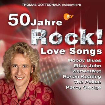 Various - 50 Jahre Rock-Lovesongs