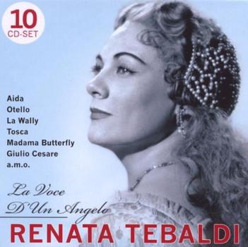 Renata Tebaldi - Renata Tebaldi-la Voce d'un Angelo