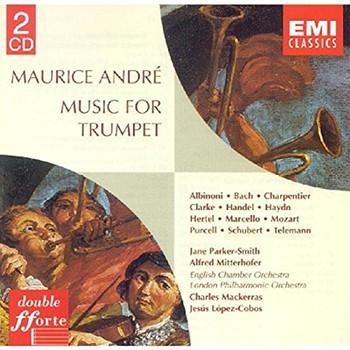 Andre - Trompetenkonzerte / Werke für Tro