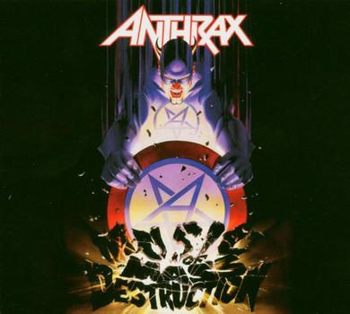 Anthrax - Music of Mass Destruction  (CD +DVD)
