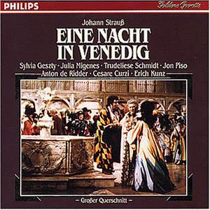 Migenes - Strauss: Eine Nacht in Venedig (Querschnitt)