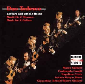 Duo Tedesco - Gitarrenmusik der Wiener Klassik