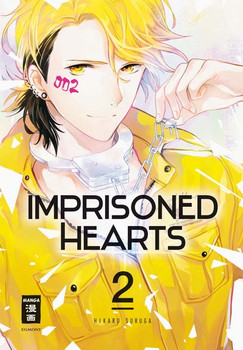 Imprisoned Hearts 02 - Hikaru Suruga  [Taschenbuch]