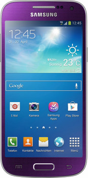 Samsung I9195 Galaxy S4 mini 8GB morado