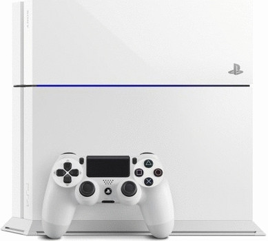 Sony PlayStation 4 500 GB [controller wireless incluso] bianco